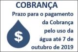 Cobrança 2019